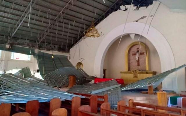 Sismo de magnitud 5.8 deja 25 heridos en Filipinas - sismo filipinas