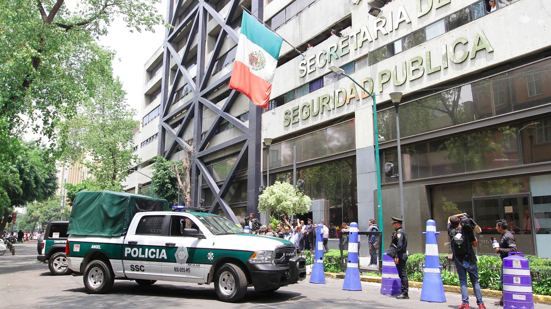 Por coronavirus, muere policía en la Ciudad de México