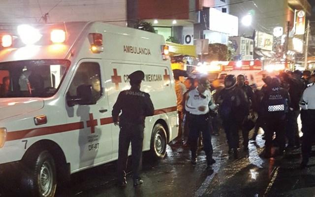 Balacera afuera de Metro Tacuba deja un muerto - Tacuba balacera disparos