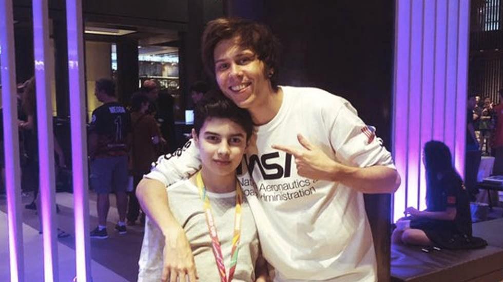 Niño argentino de 13 años gana 900 mil dólares en Mundial de 'Fornite' - Thiago King Lapp Fornite