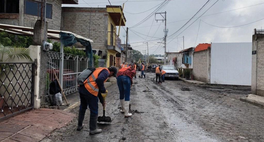 Aplican Plan DN-III-E en Tlajomulco tras tormenta. Noticias en tiempo real