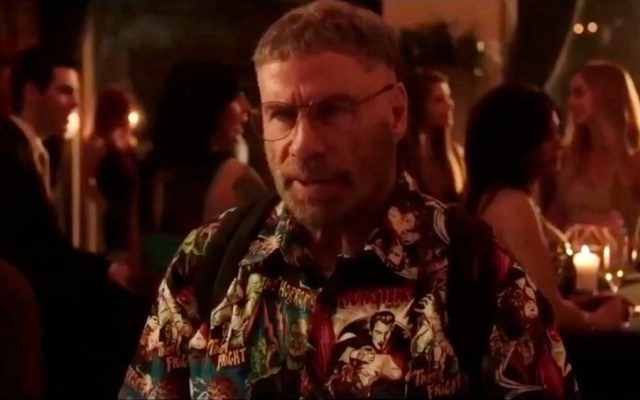 Fred Durst lanza tráiler de 'The fanatic' con John Travolta - trailer durst travolta