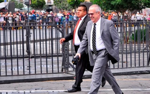 Renuncia de Urzúa fue por desacuerdo con políticas de AMLO: encuesta - Carlos Urzúa Hacienda