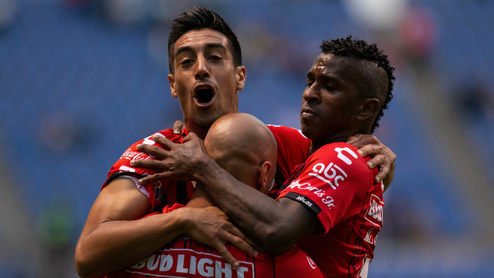 Xolos remonta a Puebla en arranque del Apertura 2019 - Foto de Mexsport