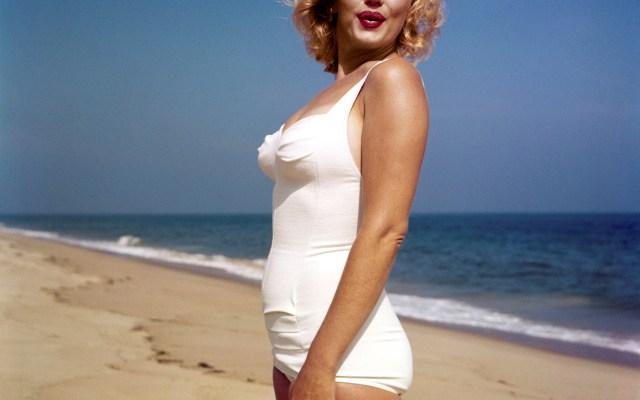 Exhiben la obra de los cuatro grandes fotógrafos de Marilyn Monroe en París - Foto de EFE.