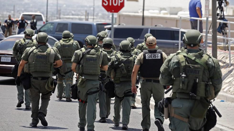 Conmoción por tiroteo en El Paso, Texas - Foto de EFE