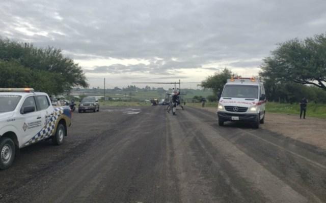 Apoyará SEP a familiares de alumnas muertas por accidente carretero en Jalisco - Foto de La Voz de Michoacán