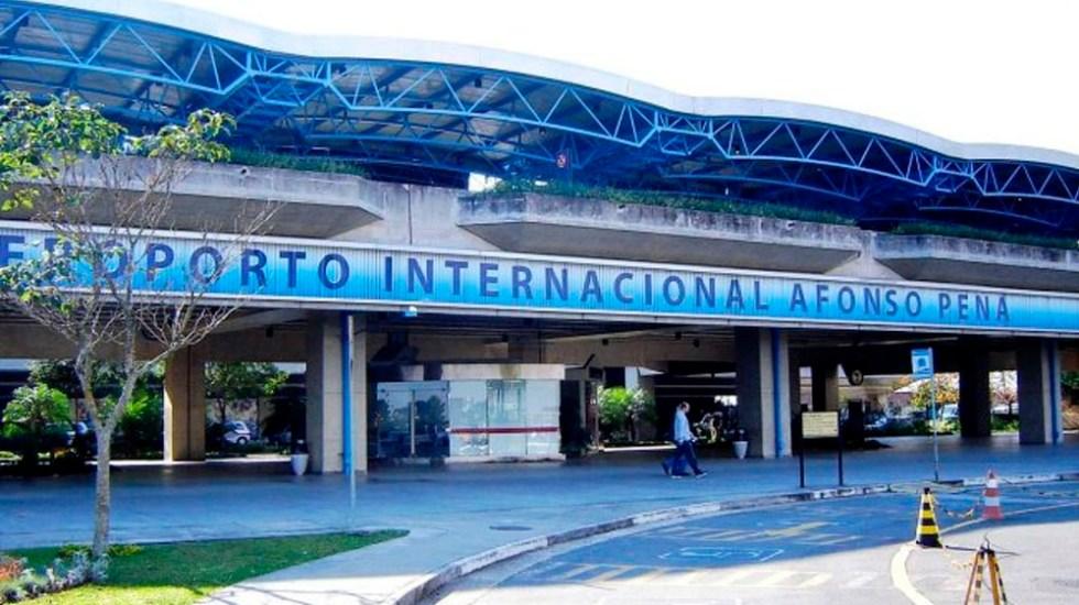 Los mejores aeropuertos deLatinoamérica - aeropuerto brasil