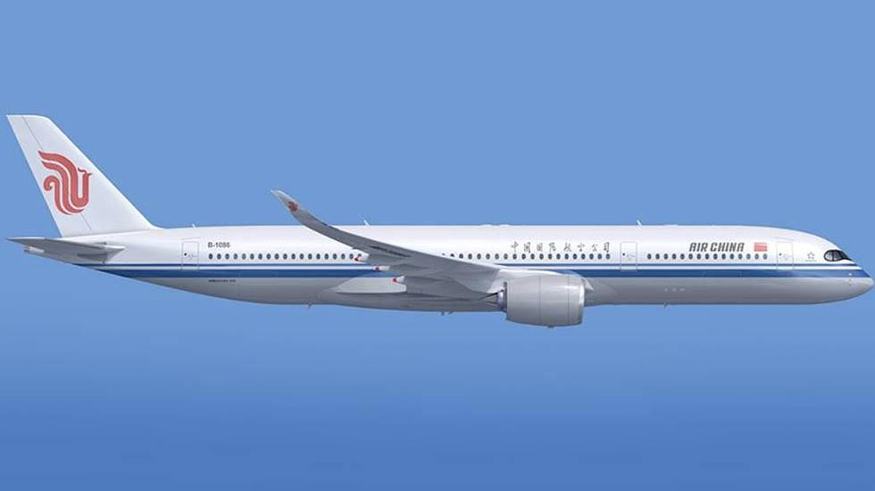 Air China cancela cierra la ruta Pekín-Hawaii en medio de tensiones comerciales - Air China aerolínea vuelos 2