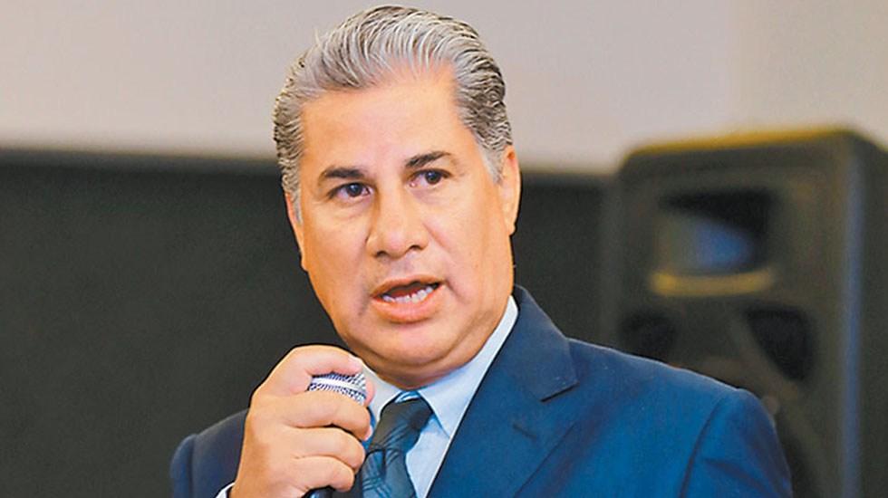 """Alejandro Rojas anuncia toma del INE para este domingo en demanda de """"piso parejo"""" en la elección de Morena - Alejandro Rojas. Foto de Milenio"""