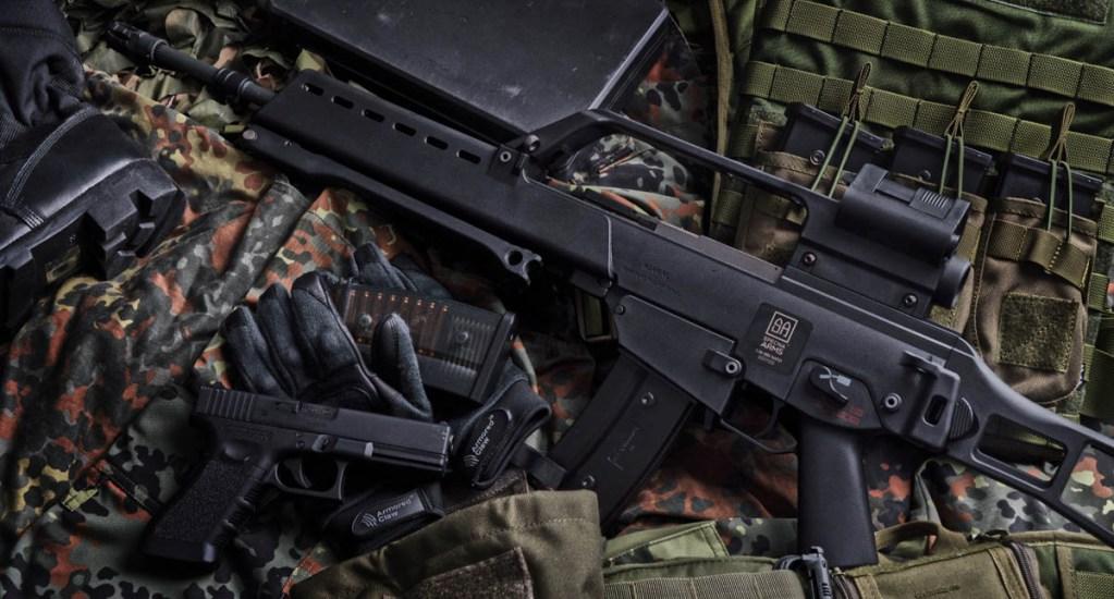 Funcionarios de EE.UU. no deben opinar: AMLO por control de armas - Foto de Specna Arms para Unsplash