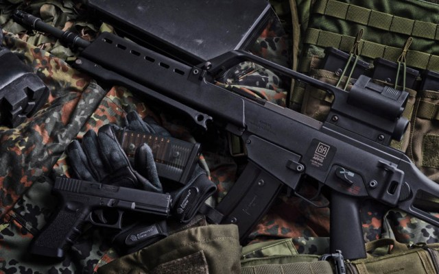El 75 por ciento de los homicidios en América se cometen con armas de fuego, revela ONU - Foto de Specna Arms para Unsplash