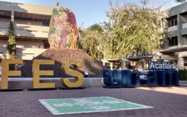 Asaltan a estudiantes de la FES Acatlán por segunda ocasión en la semana - asaltan a esudiantes de la FES Acatlán
