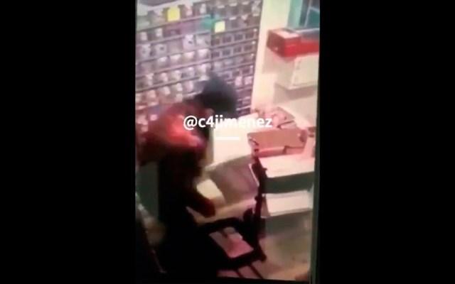 #Video Así fue el asalto en Casa de Moneda - asalto casa de moneda