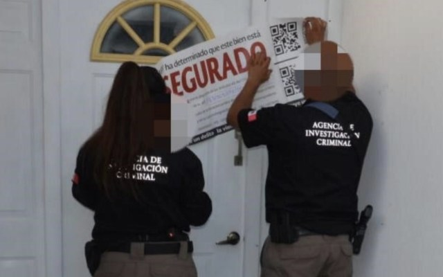 Rescatan a nueve posibles víctimas de trata en Baja California Sur - Foto de FGR