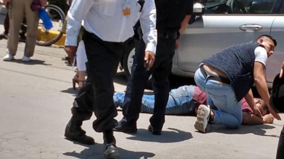 Asesinan a estudiante afuera de escuela en Cuautitlán Izcalli - Asesinan joven Cuautitlán
