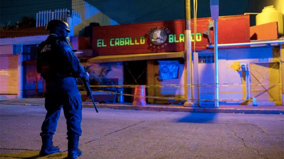 CNDH pide protección para familiares de víctimas de masacre en Coatzacoalcos - ataque a bar en coatzacoalcos fiscal