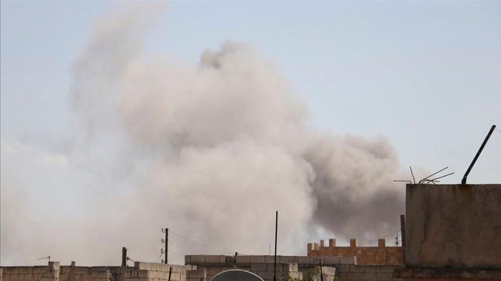 EE.UU. confirma ataque contra líderes de Al Qaeda en Siria - ataque al qaeda siria