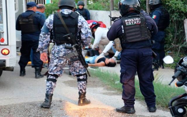 Ataque a familia en Coatzacoalcos deja cuatro lesionados - ataque familia coatzacoalcos operativo