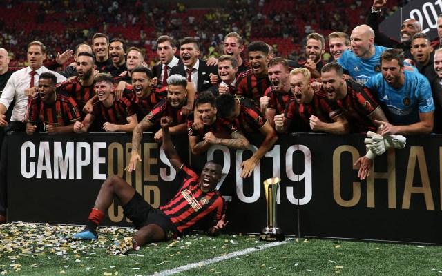 Atlanta United supera al América y se hace con la Campeones Cup - Atlanta América Campeones Cup