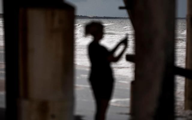 Ordenan evacuación de cayos en Bahamas por Dorian - Foto de EFE