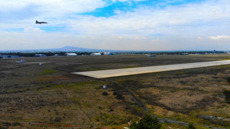 Dan suspensión definitiva contra autorización de Semarnat para Santa Lucía - Base Aérea de Santa Lucía. Foto de Mexicanos contra la Corrupción
