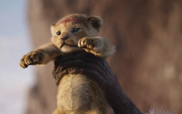 'The Lion King' se convierte en la película animada más taquillera de la historia - Foto de internet