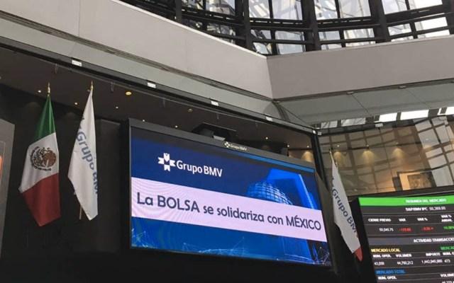 Bolsa Mexicana cierra trimestre con caída acumulada de 20.64 por ciento - Bolsa Mexicana de Valores BMV mercados