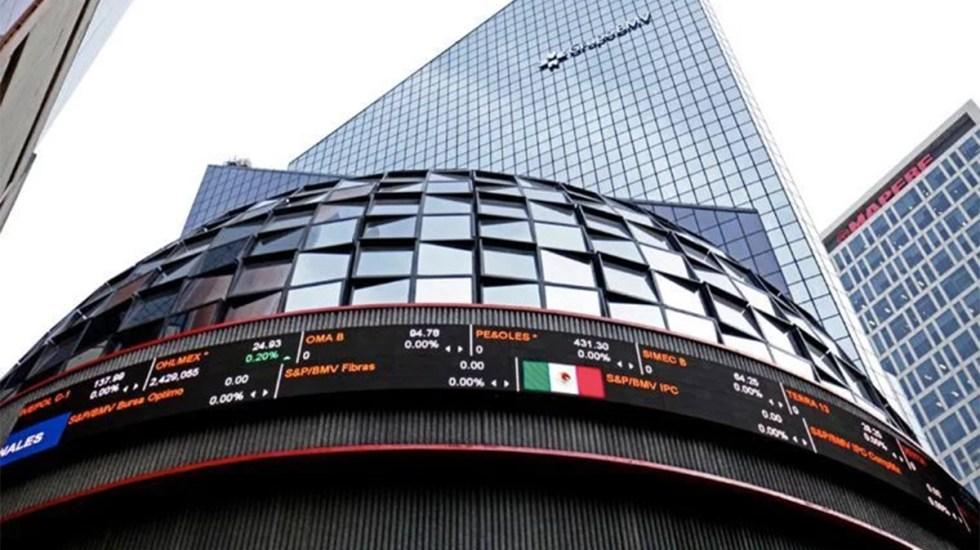 Bolsa Mexicana de Valores cae a su peor nivel en cinco años - bolsa mexicana de valores caída peor nivel