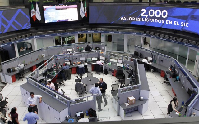 Bolsa Mexicana cae 1.41 por ciento ante incertidumbre en Argentina - Bolsa Mexicana de Valores México BMV