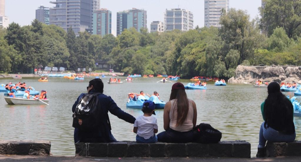 Premian al Bosque de Chapultepec como el mejor parque urbano del mundo - bosque de chapultepec