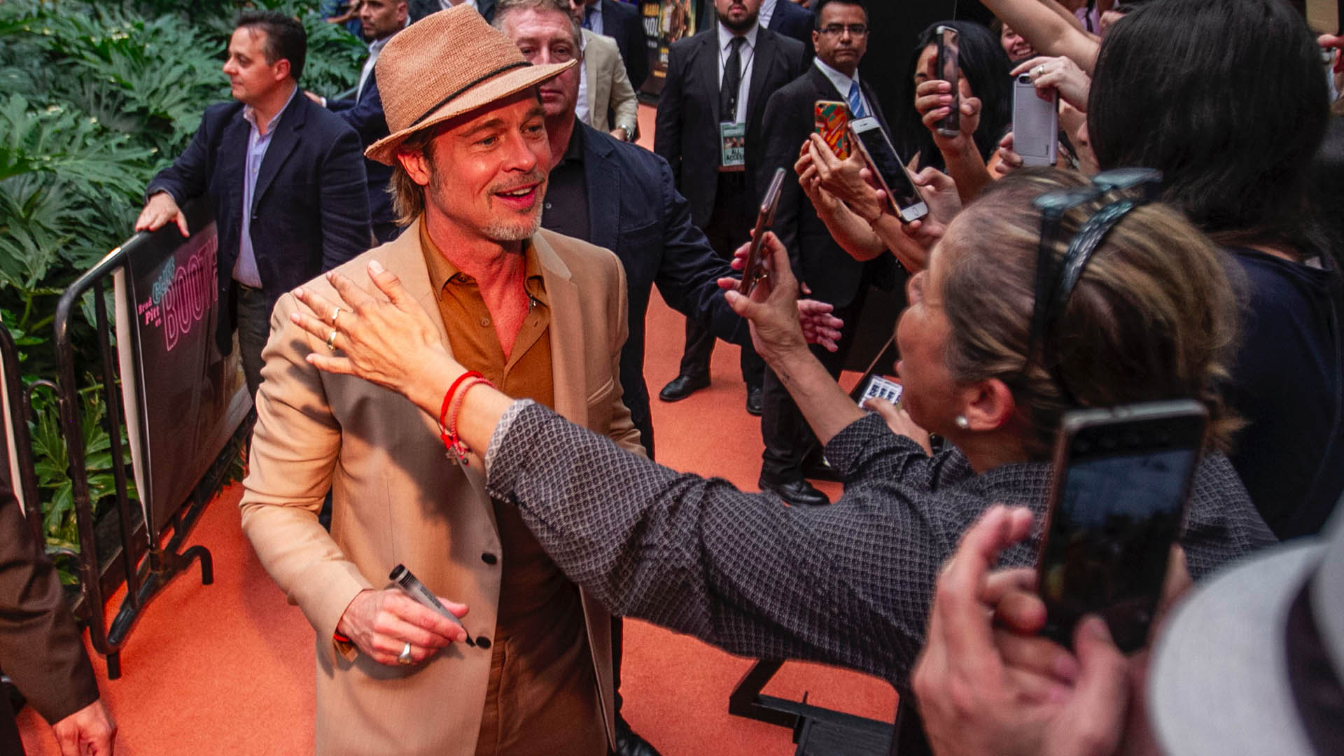 Brad Pitt Once Upon a Time in Hollywood Toreo