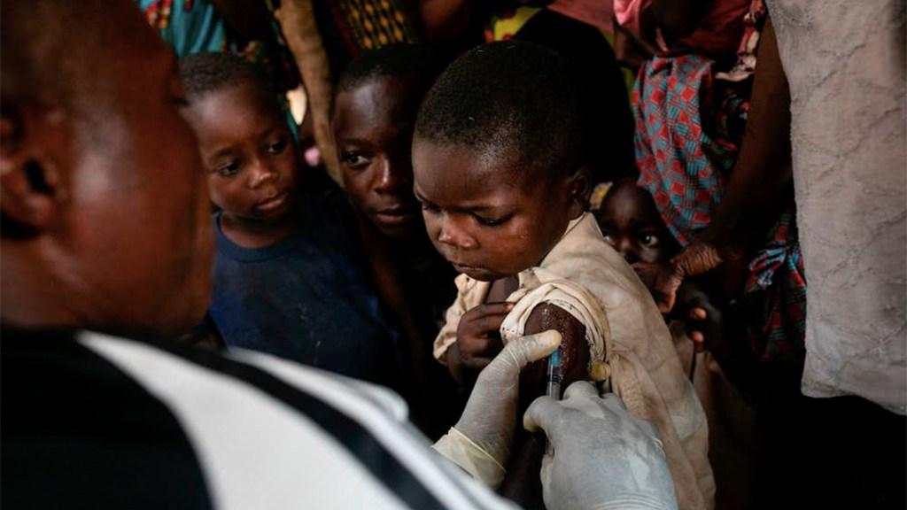 Muertes por sarampión en el Congo superan las 2 mil 700 - brote de sarampión república democrática del congo
