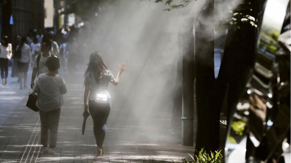 Ola de calor deja 57 muertos en Japón - calor Japón