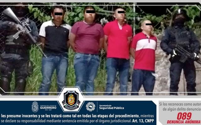Detienen en Chilapa a presunto líder de 'Los Rojos' - captura los rojos