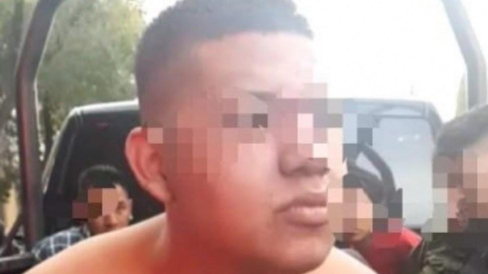 Detienen a cuatro presuntos asaltantes en Chalco - Chalco