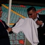 Salamanca despide a Marco Antonio Rodríguez como técnico