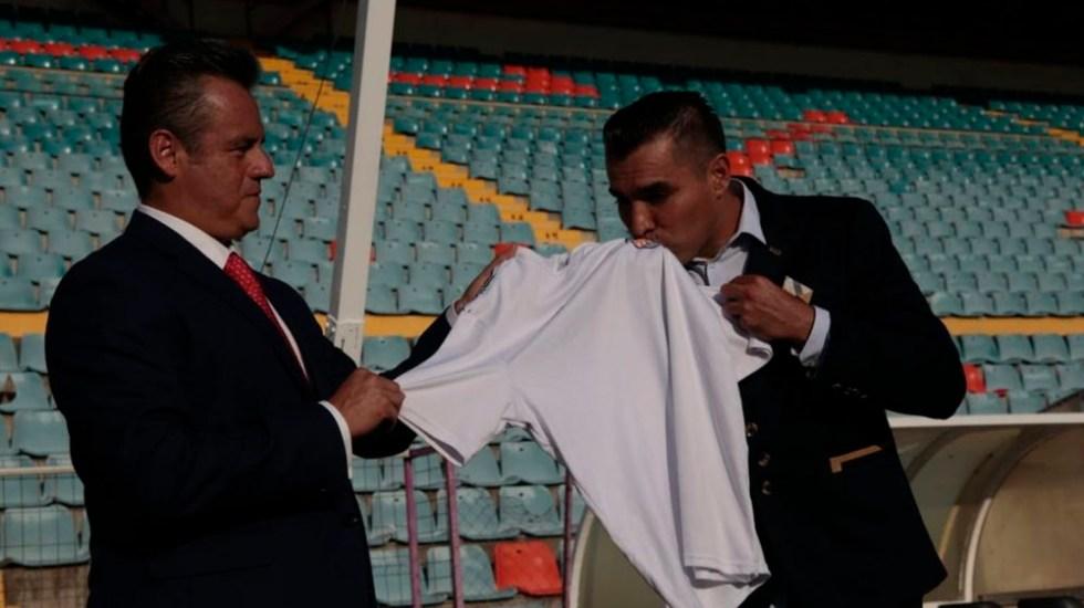 Salamanca despide a Marco Antonio Rodríguez como técnico - chiquimarco salamanca