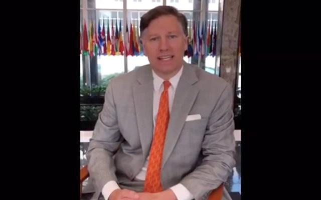 Me llena de emoción llegar a México: nuevo embajador de Estados Unidos - Christopher Landau embajador Estados Unidos México