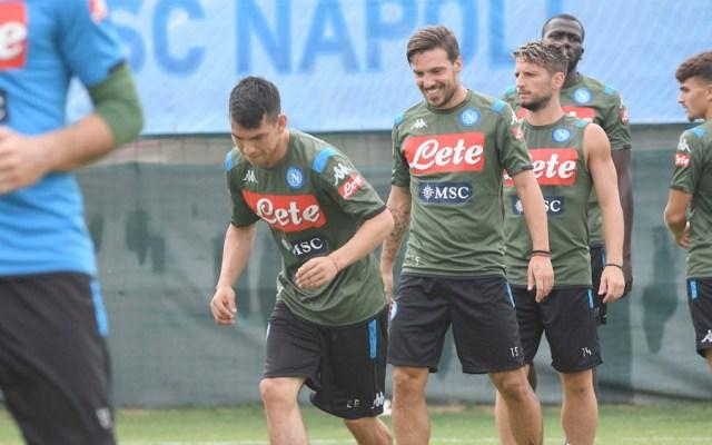Convocan a Chucky Lozano para partido contra la Juventus - chucky lozano