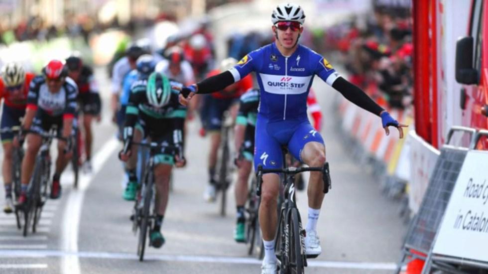 Ciclistas se quejan ante UCI por seguridad en la Vuelta al Benalux - ciclistas Vuelta al Benalux