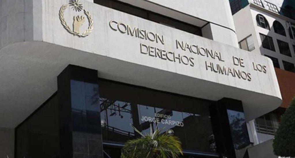 """Arremete nuevamente AMLO contra CNDH; la acusade """"haber guardado un silencio cómplice"""" - Foto de CNDH"""