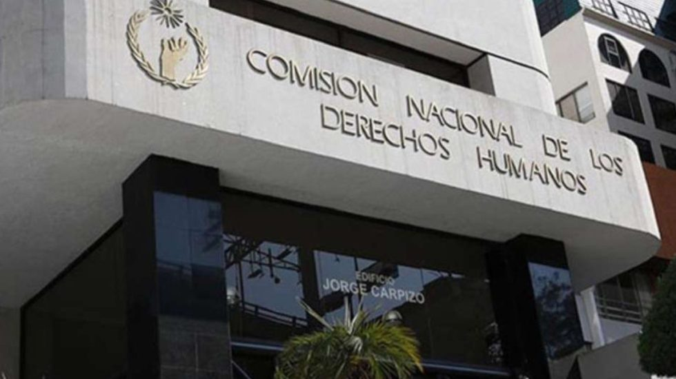PAN acudirá a instancias internacionales por elección de titular de CNDH - CNDH dictamen ONU desaparición forzada veracruz