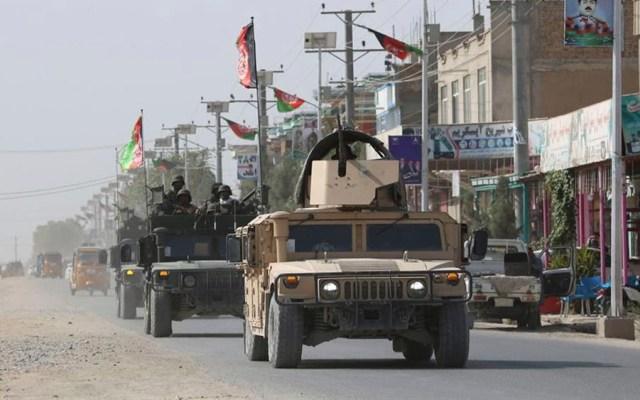 Mueren 56 insurgentes tras combate entre talibanes y fuerzas afganas - combate talibanes fuerzas afganas