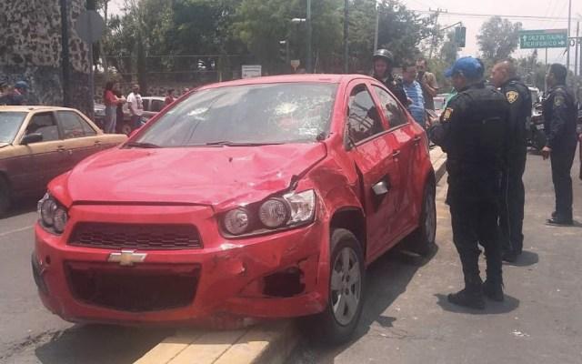 Imputan a conductora que presuntamente atropelló a tres personas en Santa Úrsula - Conductora Santa Úrsula
