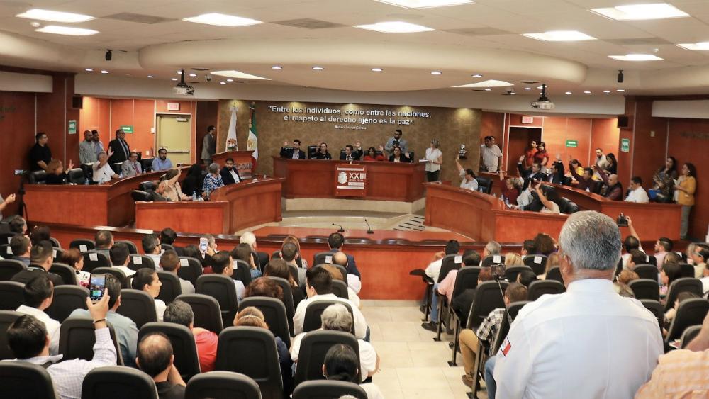 Es ilegal someter a consulta Ley Bonilla: PRI - Congreso de Baja California