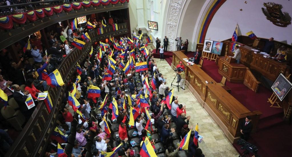 Retiran inmunidad a cuatro diputados para enjuiciarlos en Venezuela. Noticias en tiempo real