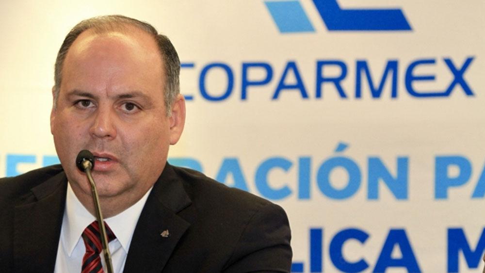 Coparmex advierte por ley contra evasión fiscal extremadamente punitiva - coparmex