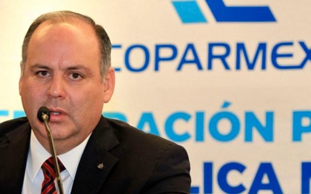 Coparmex niega participar o respaldar al Bloque Opositor Amplio - coparmex