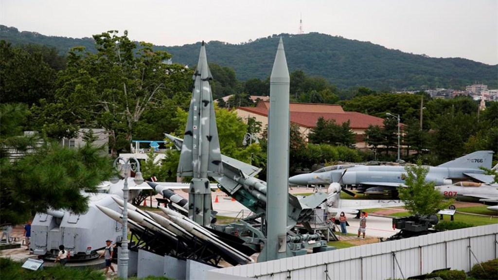corea del norte lanzamiento de misiles